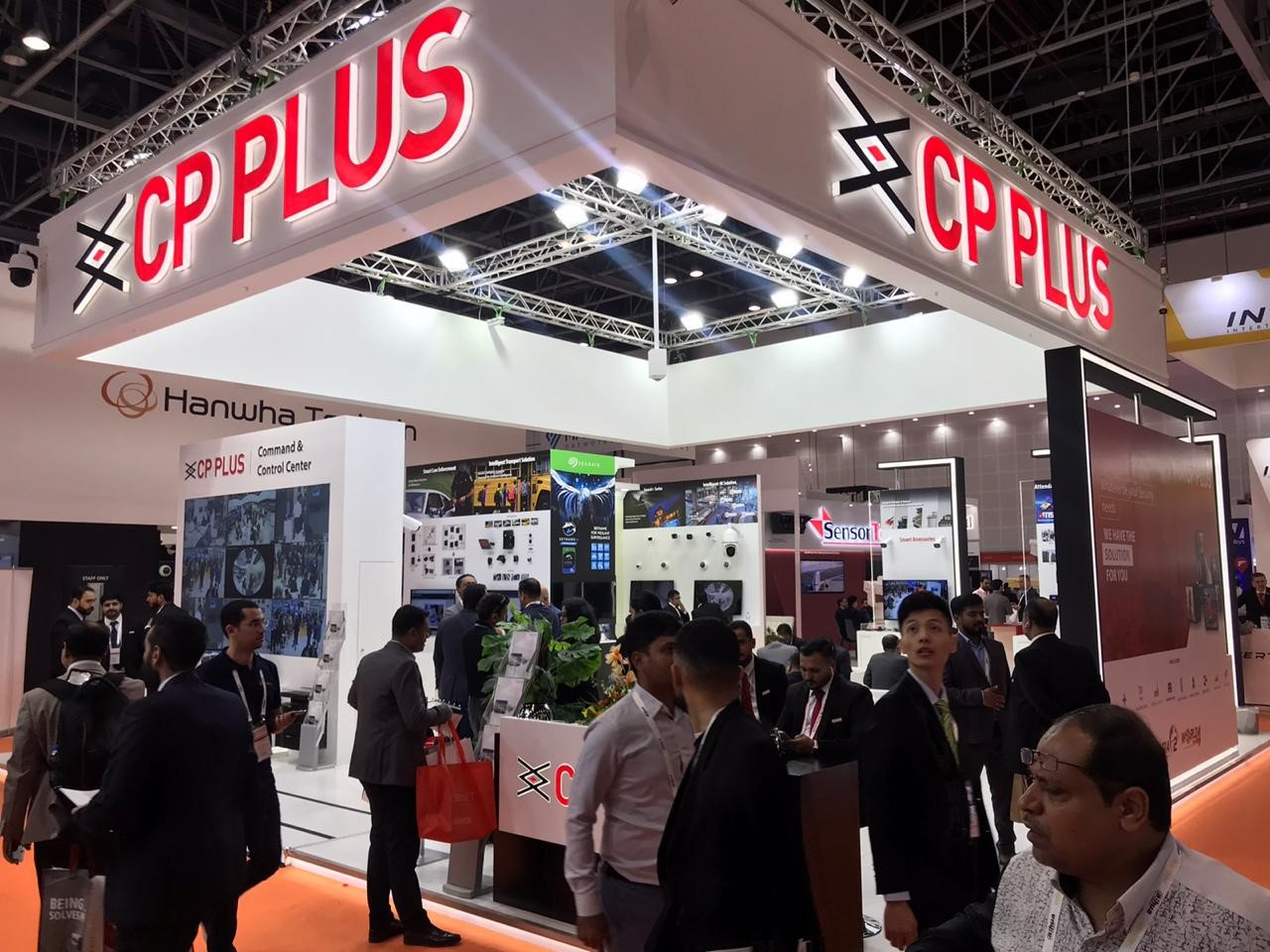 CP PLUS Features Cutting-Edge Technologies & Innovations at Intersec 2020