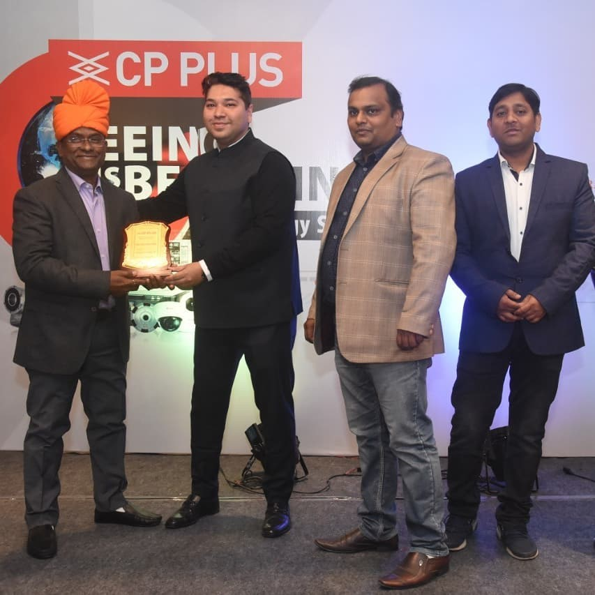 CP PLUS Technology Show in Gorakhpur Draws Remarkable Response